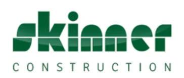 Skinner Construction Logo