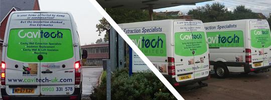 Cavitech Insulation Services