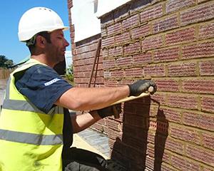 Cavitech Repointing Brickwork