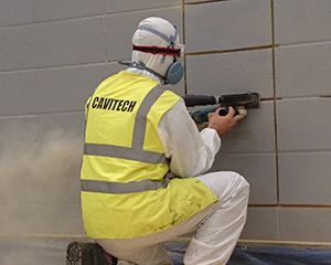 Cavitech Repointing Grinder