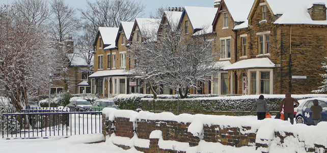 5 Easy Steps to Get Your Home Winter Ready